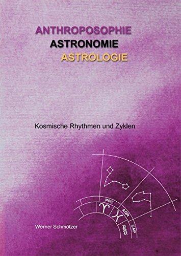 Anthroposophie - Astronomie - Astrologie: Kosmische Rhythmen und Zyklen
