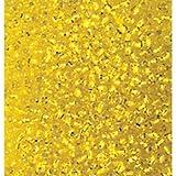 efco 1022307 2,6 mm 17 G cuentas indias-con forro, amarillo