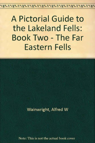 A Pictorial Guide To The Lakeland Fells. Book Four (4): The Southern Fells