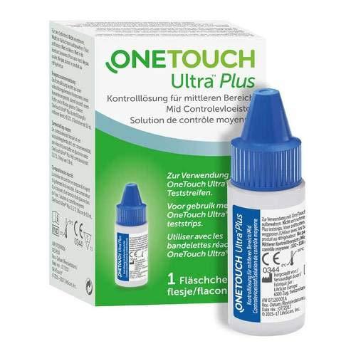 OneTouch Ultra Plus Kontrolllösung, 3.8 ml