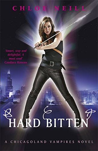 Book cover for Hard Bitten