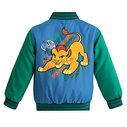 Jacket for Boys - The Lion Guard - Size 2 Green ()