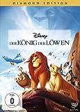 Der König der Löwen (Diamond Edition) [Alemania] [DVD]