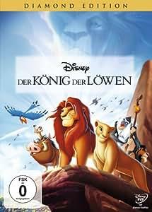 Der König der Löwen (Diamond Edition): Trickfilm, Roger Allers, Rob Minkoff