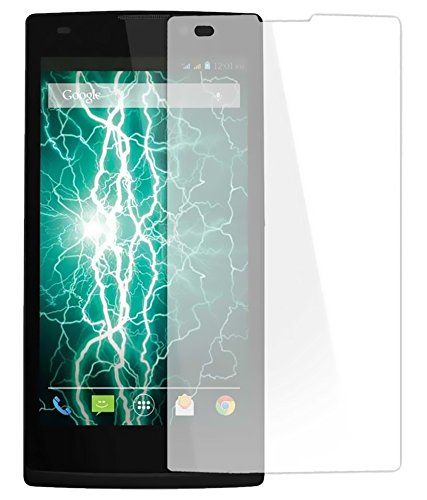 Sifty collection Tempered Glass Screen Protector for Lava Iris Fuel 60  available at amazon for Rs.249