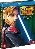 Star Wars: The Clone Wars - Series 5 [Blu-ray]