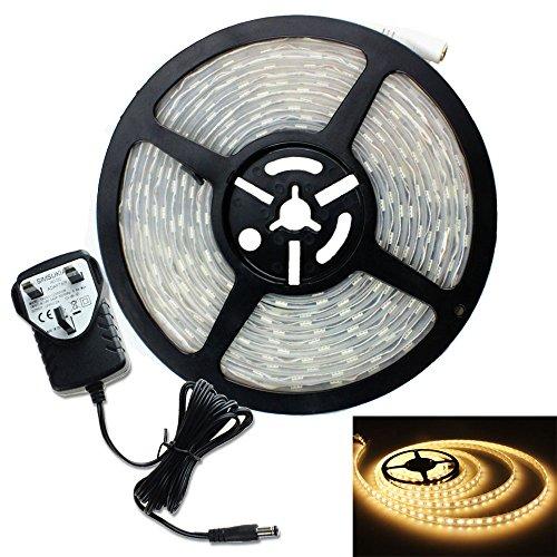 pms-5m-5050-smd-300-leds-strip-light-waterproof-warm-white-flexible-led-strip-light-kit-power-adapte