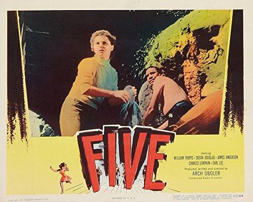 Image de Les 5 survivants
