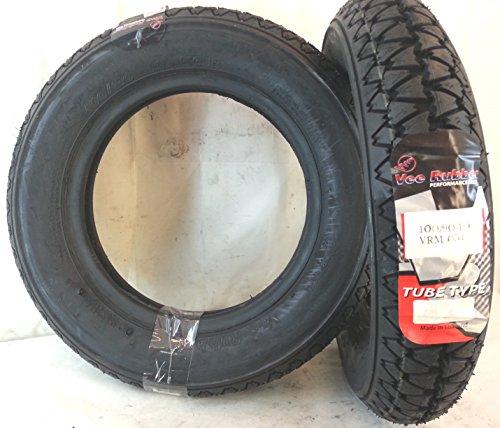 1 copertone pneumatico 100/90-10 56p vee rubber ottimo per scooter e ape 50