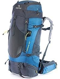 fe7a2b41e2 Roamm Nomad 45 – Zaino 45l Liter Internal Frame Pack – Best Borsa per  Campeggio, Trekking, Escursioni, Viaggi…