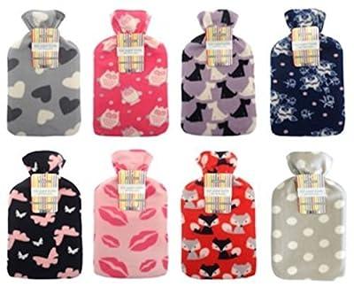 Lightweight Fleece Cover 2L Hot Water Bottle
