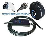 evse–Smart Chargeur portable type 1–Fiche Schuko (yazaki) | 16A | 1phase | 5m | 3,7kW