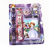 #2: MBGiftsGalore Sofia Stationery Set with wallet