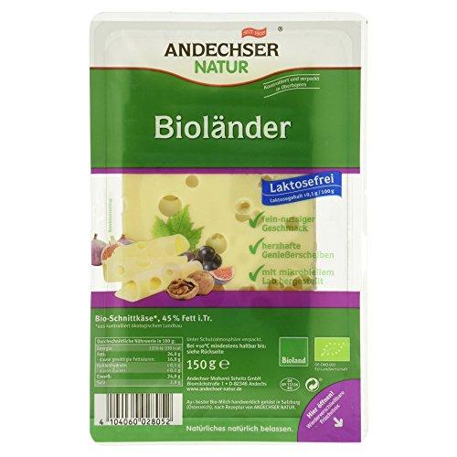 Andechser Natur Bioländer 45%, 150 g