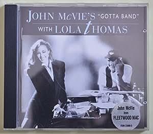 Gotta Band With Lola Thomas
