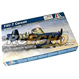 RCECHO® ITALERI Aircraft Model 1/72 F4U-7 Corsair Scale Hobby 1313 T1313 with RCECHO® Full Version Apps Edition