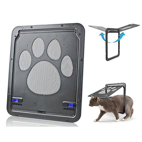 Quner protezione per porte scorrevoli per porte scorrevoli per finestre con porta scorrevole per cani