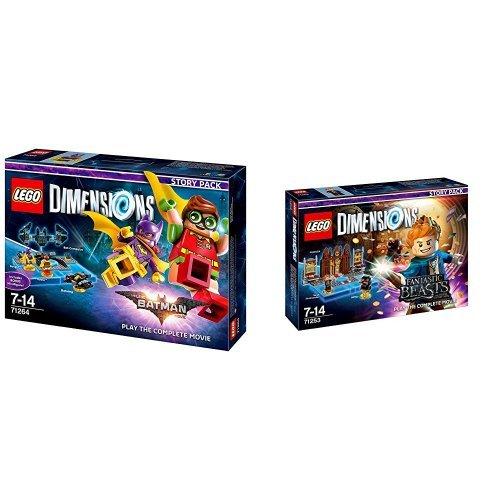 LEGO Dimensions - Story Pack Lego Batman Movie & LEGO Dimensions - Story Pack - Phantastische Tierwesen - 360-lego Batman Xbox 3