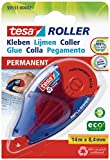 tesa 59151 - Roller de colle permanente rechargeable - 14m:8,4mm