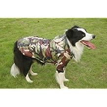 Minyine Ropa Suministros para Mascotas Ropa para Mascotas, Abrigo para Perros Grandes, Ropa para