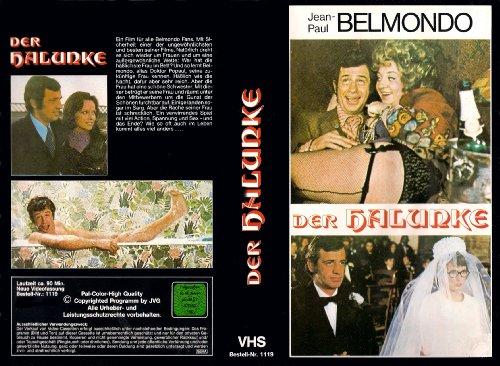 Bild von Der Halunke [VHS]