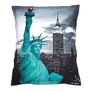 MEGA bAG pouf motif new york