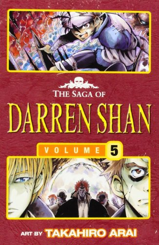 Trials of Death (The Saga of Darren Shan, Book 5)