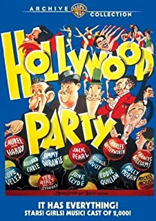 Hollywood Party (1934) by Stan Laurel