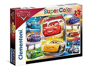 Clementoni 26973 Puzzle Puzzle - Rompecabezas (Puzzle Rompecabezas, Dibujos, Niños, Cars 3, Niño/niña, 5 año(s))