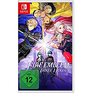 Fire Emblem: Three Houses [Nintendo Switch] + Switch Online 3 Monate [Download Code]