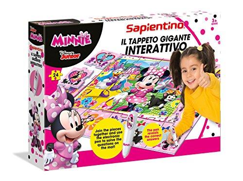 Minnie Mouse–licenze–Alfombra gigante interactivo, 16092