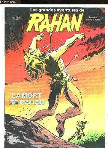 Rahan. La mort de Rahan