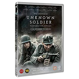 Unknown Soldier (2017) Five Episode TV Series (English Subtitles) 3-Disc DVD [Nordic Import]