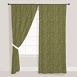 ArtzFolio Alligator Hide - Portrait Shape 4feet x 6feet; SET OF 2 PCS - CURTAIN for ROOM & WINDOW of PREMIUM SATIN Fabric: Digital Printed Wall Curtain: Home Dcor for Living Room, Dining Room, Bedroom, Kids Room, Dining Room, Offices, Meeting Rooms : Abstract : Digital Art