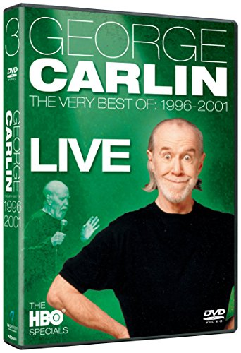 George Carlin: The Very Best of- 1996-2001 [DVD]
