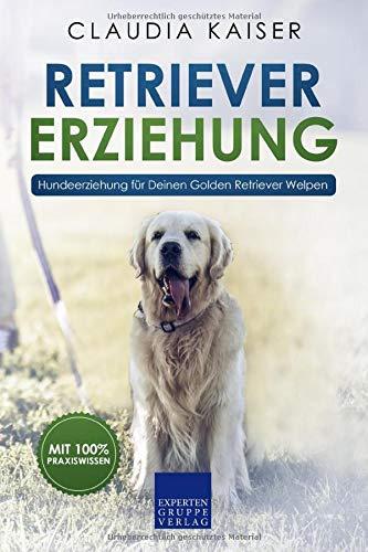 Retriever Erziehung: Hundeerziehung für Deinen Golden Retriever Welpen (Retriever Band, Band 1) -