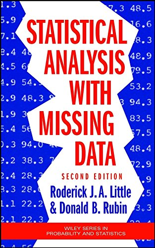 Statistical Analysis with Missing Data (Wiley Series in Probability and Statistics Book 333) (English Edition) -