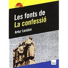 """Les fonts de """"La confessió"""" (Soldats de Ploma)"""