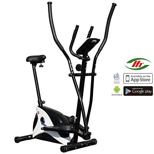 AsVIVA C16 2in1 Cardio Elliptical Crosstrainer kaufen  Bild 1*
