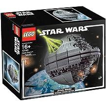 LEGO - Juego de construcción Star Wars de 3447 piezas (10143)