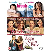 The Break Up/Friends With Money/Along Came Polly [DVD] by Vince Vaughn