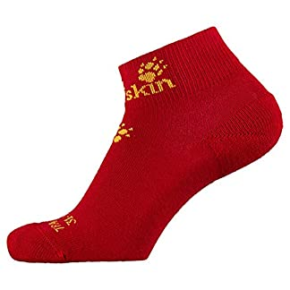 Jack Wolfskin Children's Socks Casual Organic Mid Cut, Children's, Socken Casual Organic Mid Cut 9