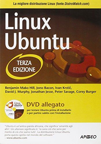 Linux Ubuntu. Con DVD-ROM