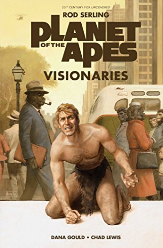 Planet of the Apes Visionaries por Pierre Boulle