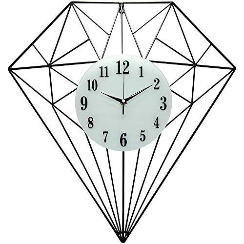 Hama geräuscharmes Uhrwerk durch schleichenden Sekundenzeiger
