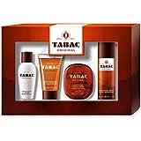 Tabac Quattro Gift Set(ASL 50ml+SG 50ml + DEO 50ml + Soap 50G), 150 ml
