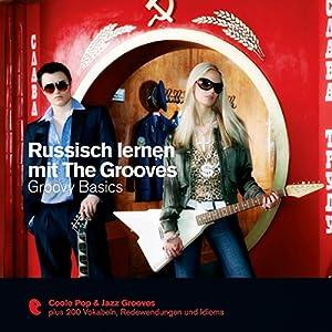 Russisch lernen mit The Grooves - Groovy Basics (Premium Edutainment)