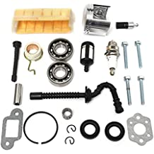 Bluelover Tosaerba motosega cilindro pistone giardinaggio macchina Accessori Kit per STIHL MS250 025 023 MS230