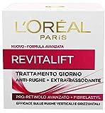 L'Oréal Paris Trattamenti Revitalift Crema Viso Giorno Antirughe Extra-Rassodante con Pro-Retinolo Avanzato, 50 ml