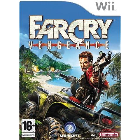 Far Cry Vengeance (Wii) [Importación Inglesa]